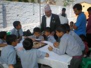 First Moves with Mr. Lok Nath Bhattarai